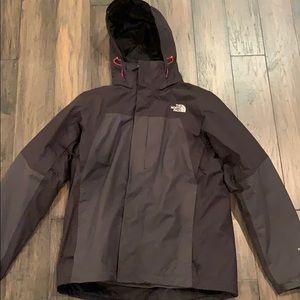 NorthFace APEX Flex Jacket, 3-1 w/removable fleece
